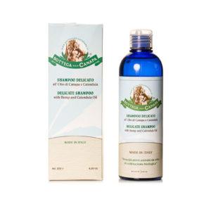 Hemp & Calendula Shampoo