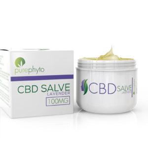 CBD Salve Lavender – 100mg