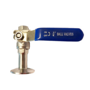 1/4″ BSP Ball Valve Welded