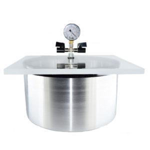 Vacuum Degassing Chamber 3-50L